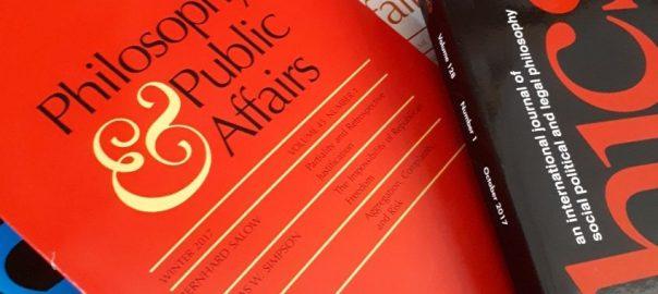 Philosophische Zeitschriften